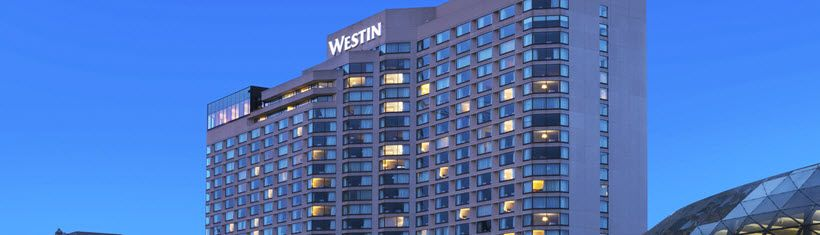 Westin Ottawa Parking